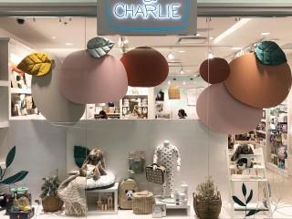 Charlotte et Charlie/ Place de la cité