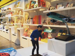 Musée de la civilisation / Boutique Hergé