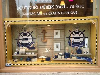 Boutique des métiers d'art du Québec