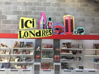 Musée de la civilisation / Boutique Londres