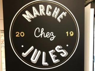 Marché Jules Vernes